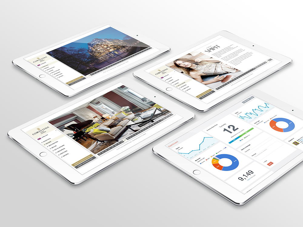 Online Travel Brochure Development